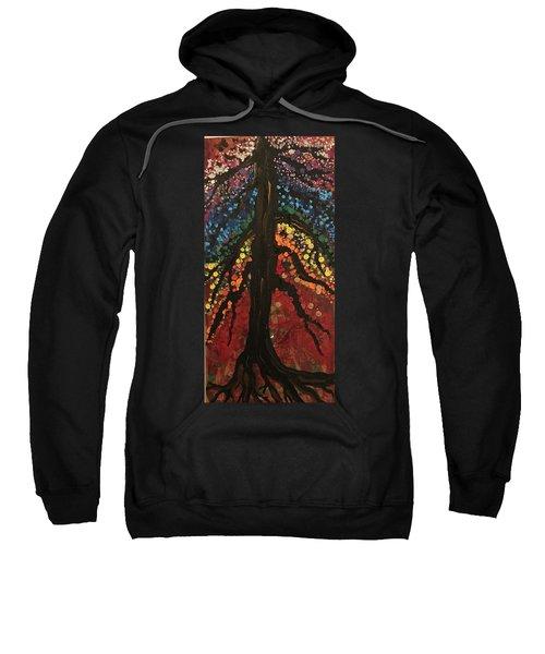 Chakra Tree Sweatshirt