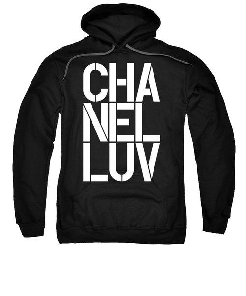 Chanel Luv-2 Sweatshirt