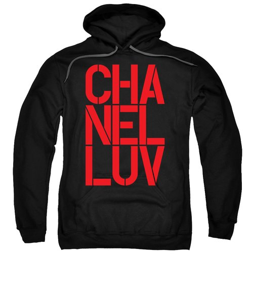 Chanel Luv-3 Sweatshirt