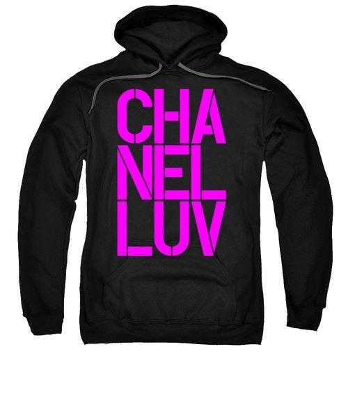 Chanel Luv-4 Sweatshirt