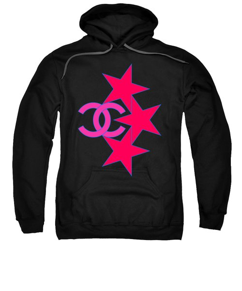 Chanel Stars-9 Sweatshirt