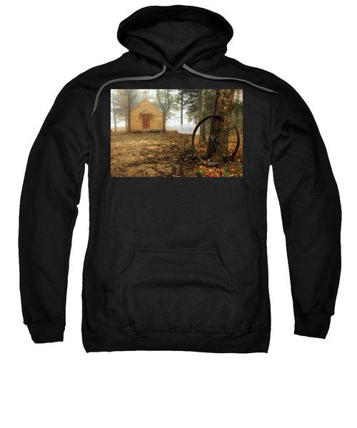 Chapel In The Woods 1 Sweatshirt