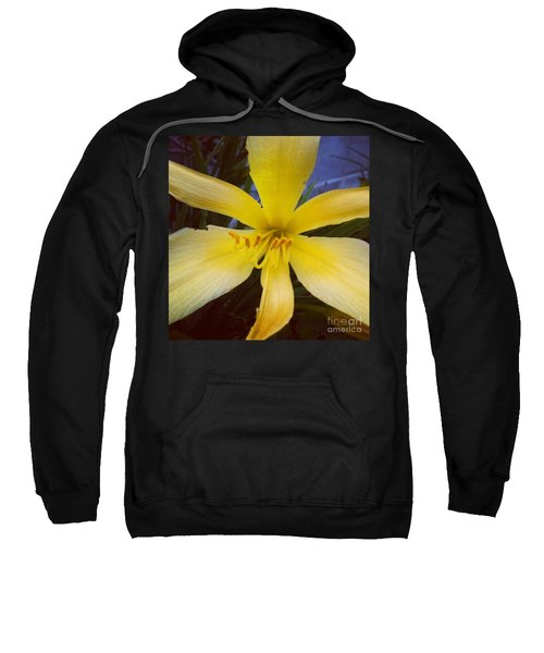 Sweatshirt featuring the photograph Cheer by Denise Railey