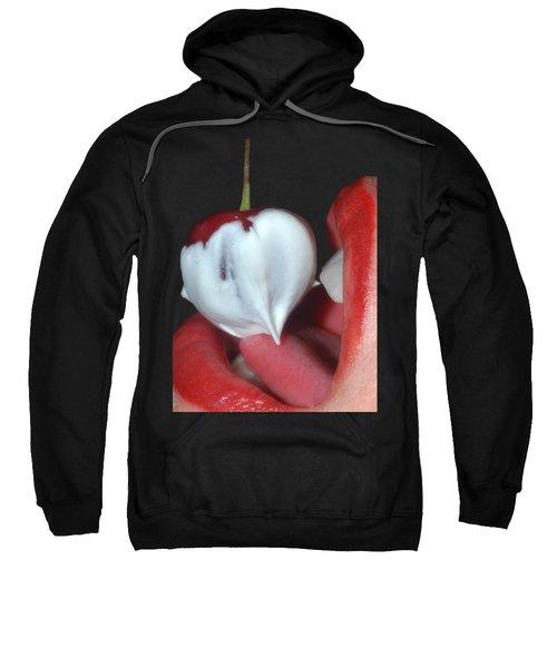 Cherries And Cream Sweatshirt