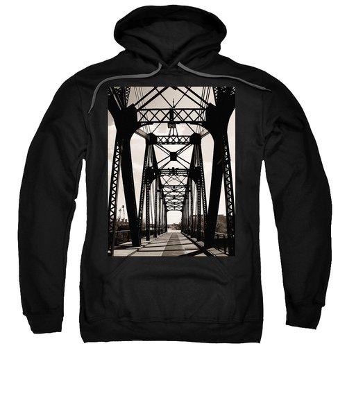Cherry Avenue Bridge Sweatshirt
