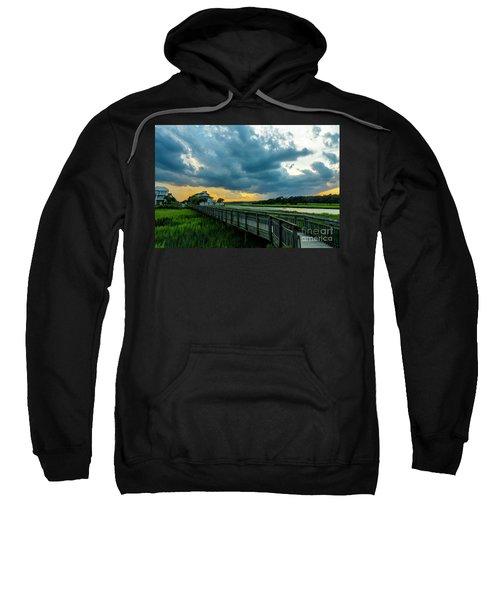 Cherry Grove Channel Marsh Sweatshirt