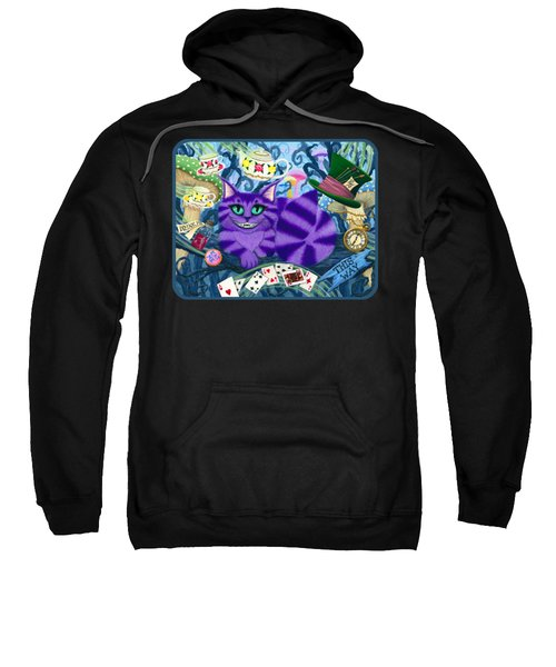 Cheshire Cat - Alice In Wonderland Sweatshirt