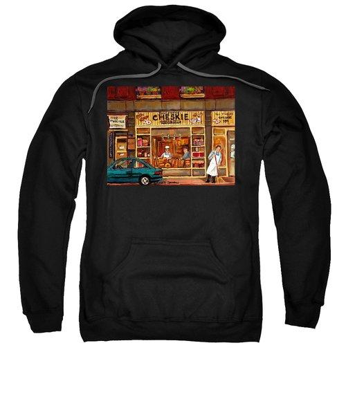 Cheskies Hamishe Bakery Sweatshirt