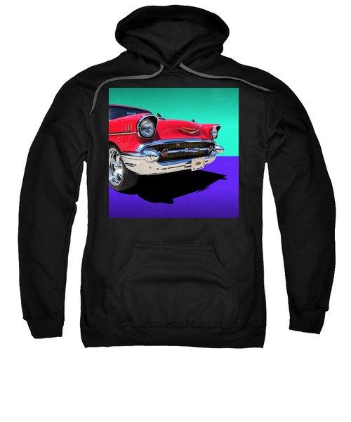 Chevrolet Bel Air Color Pop Sweatshirt