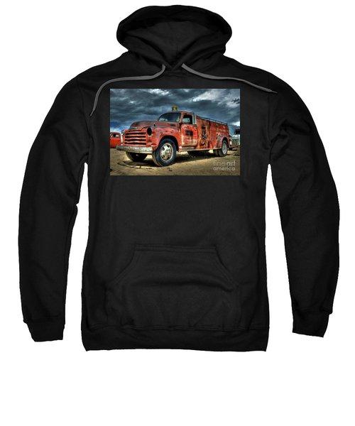 1948 Chevrolet Fire Truck Sweatshirt