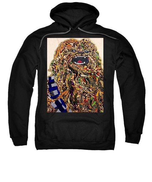 Chewbacca Star Wars Awakens Afrofuturist Collection Sweatshirt