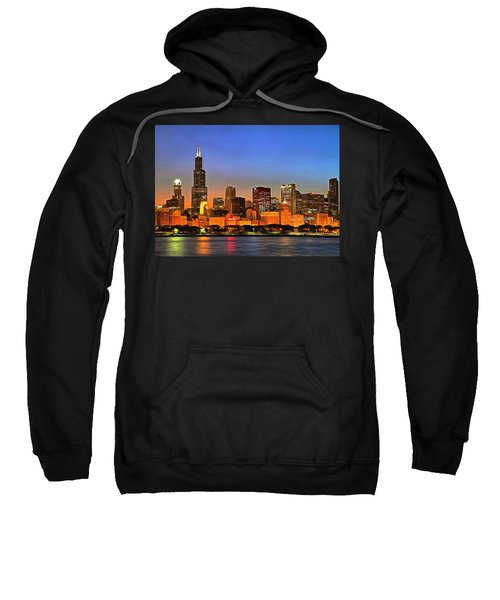 Chicago Dusk Sweatshirt