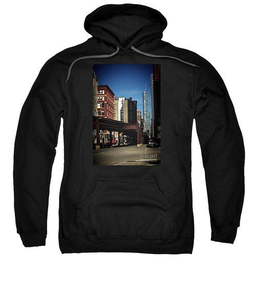 Chicago L Between The Walls Sweatshirt