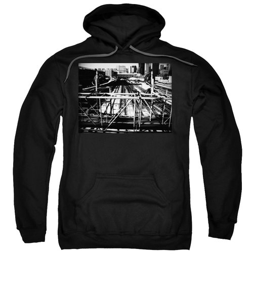 Chicago Railroad Yard Sweatshirt