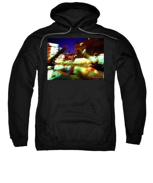 Chicago River Bridge #1  Sweatshirt