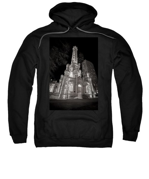 Chicago Water Tower Sweatshirt