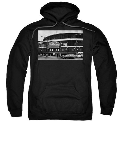 Chicago: Wrigley Field Sweatshirt