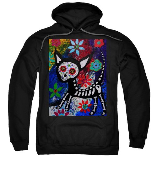 Chihuahua Day Of The Dead Sweatshirt