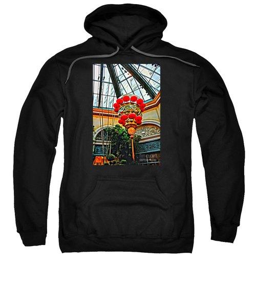 Chinese Lantern Sweatshirt