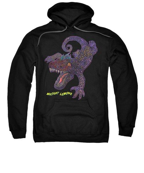 Chomp Sweatshirt by Jordan Kotter