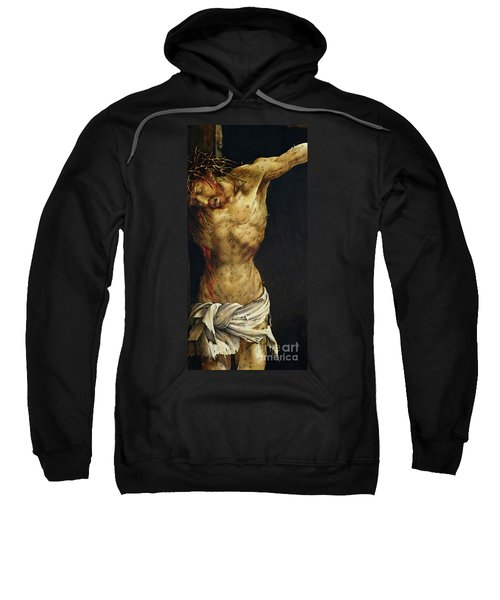 Christ On The Cross Sweatshirt