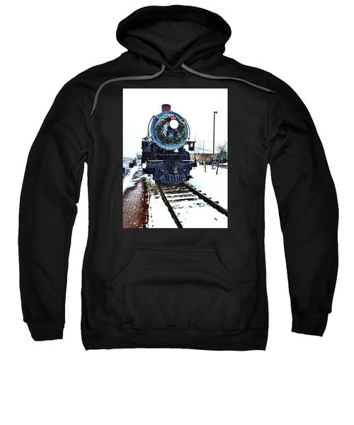 Christmas Train Sweatshirt