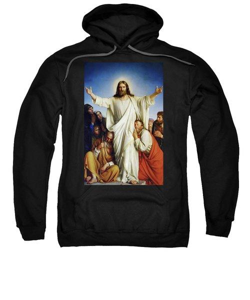 Christus Consolator Sweatshirt