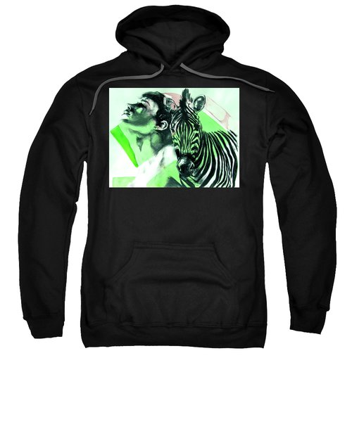 Chronickles Of Zebra Boy   Sweatshirt