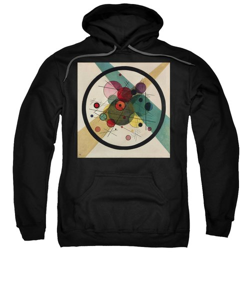 Circles In A Circle Sweatshirt