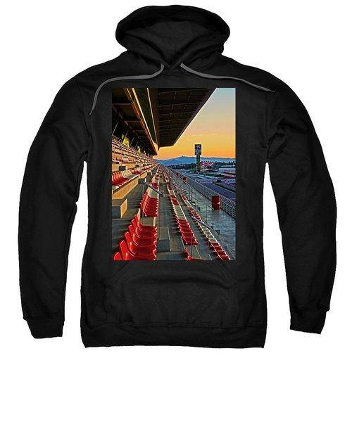 Circuit De Catalunya - Barcelona  Sweatshirt