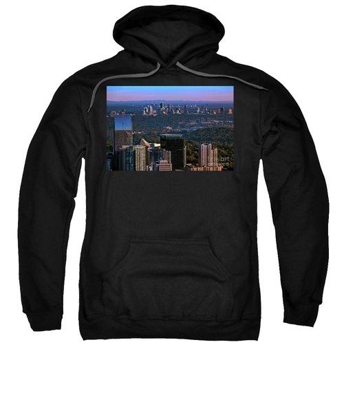 Cities Of Atlanta Sweatshirt