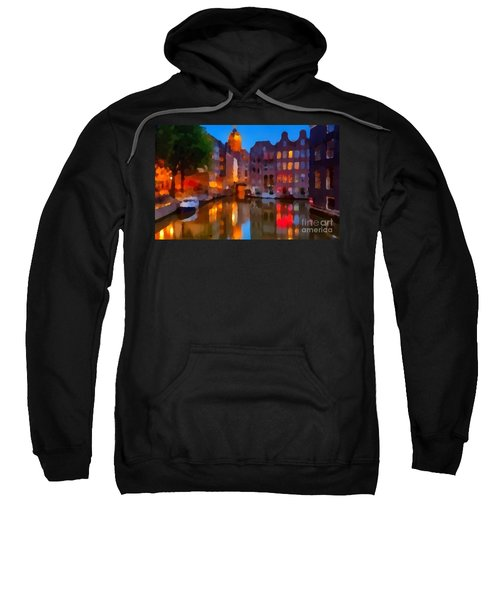 City Block 900 Soft And Dreamy In Thick Paint Sweatshirt