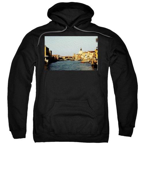 City De La Sea Sweatshirt