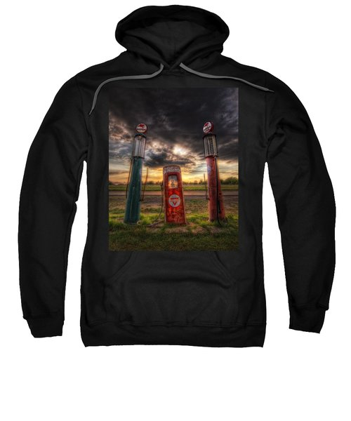 City Garage Sunset Sweatshirt