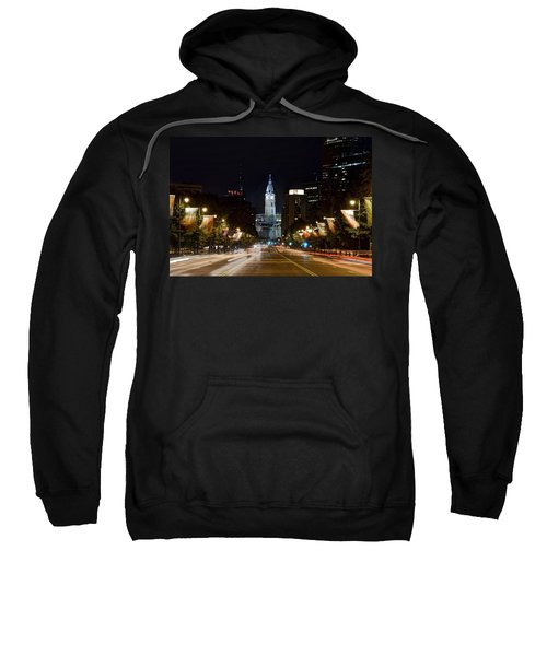 City Hall From The Parkway Sweatshirt