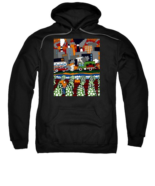 City Limits Sweatshirt