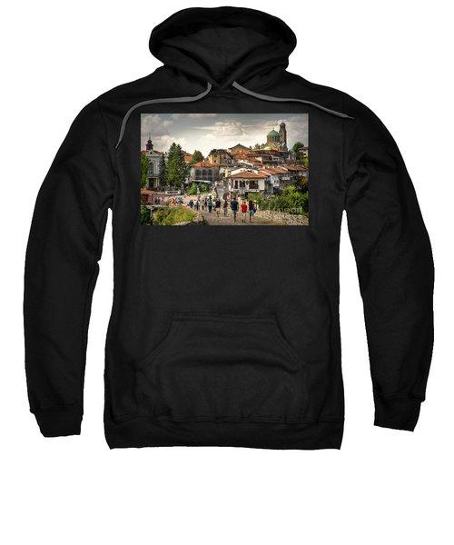 City - Veliko Tarnovo Bulgaria Europe Sweatshirt