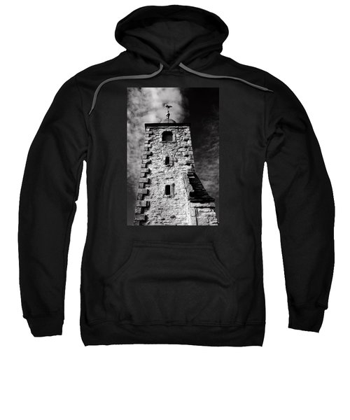 Clackmannan Tollbooth Tower Sweatshirt by Jeremy Lavender Photography