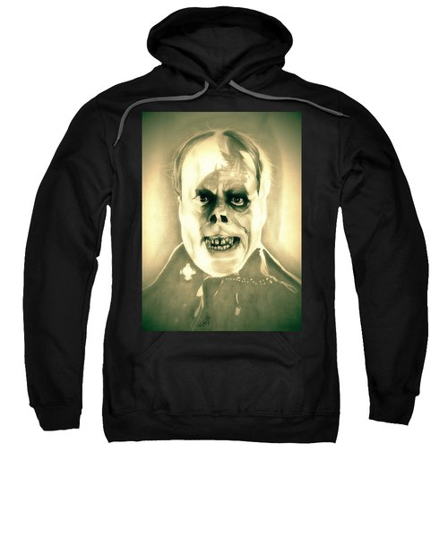 Classic Phantom Of The Opera Sweatshirt