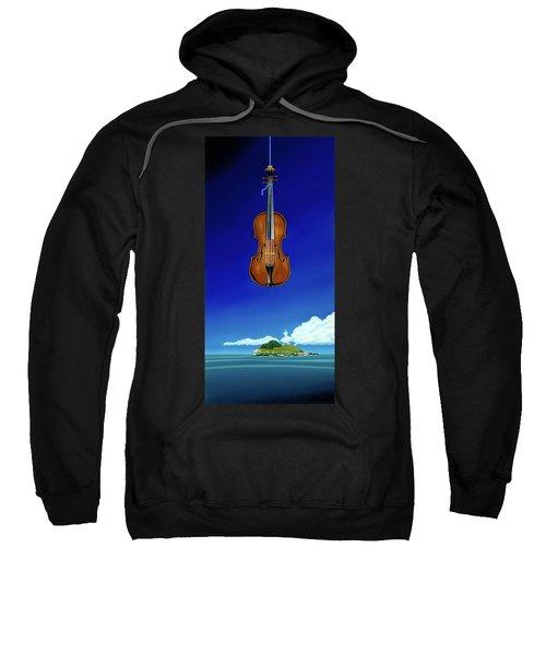 Classical Seascape Sweatshirt