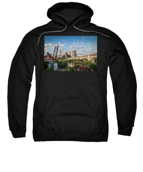 Cleveland Skyline Vista Sweatshirt