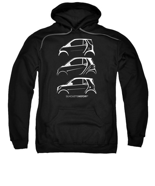 Clever Coupe Silhouettehistory Sweatshirt