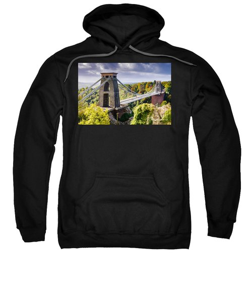 Clifton Suspension Bridge Sweatshirt