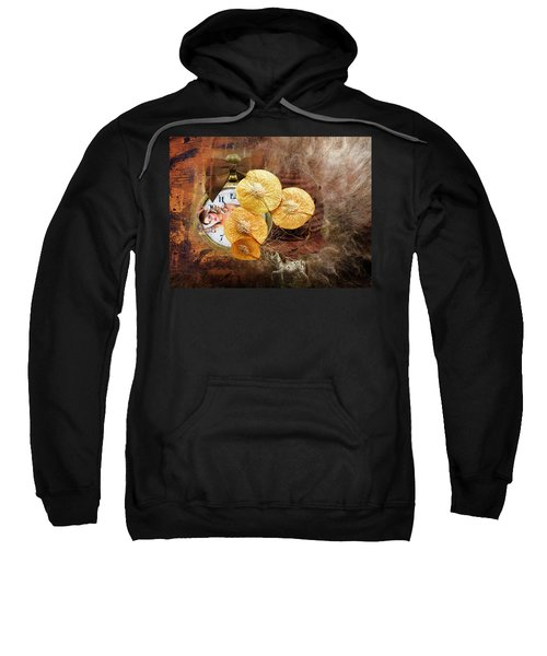 Clock Girl Sweatshirt