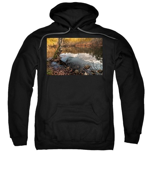 Clouds On The Lake Sweatshirt