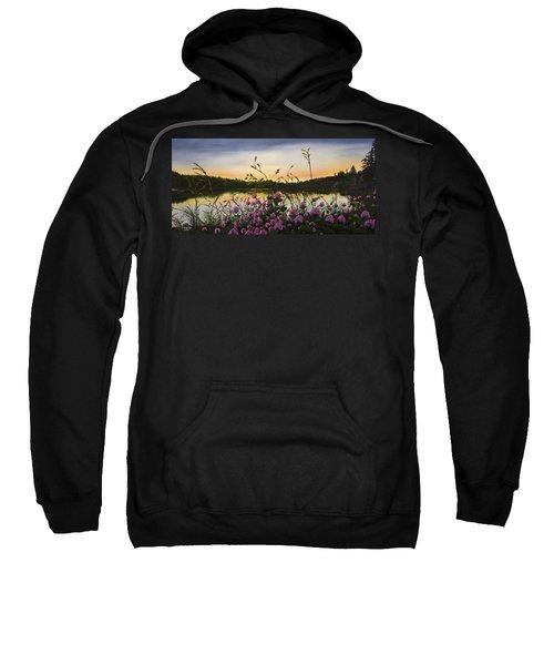 Clover Sunrise  Sweatshirt