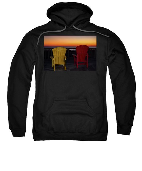 Coastal Mornings Sweatshirt