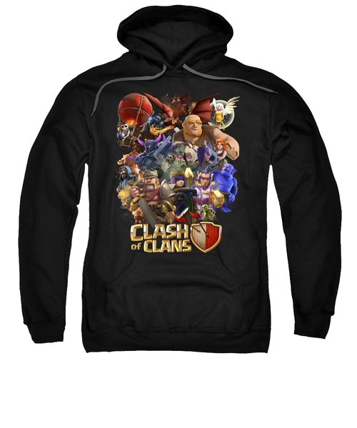 Coc Troops Sweatshirt