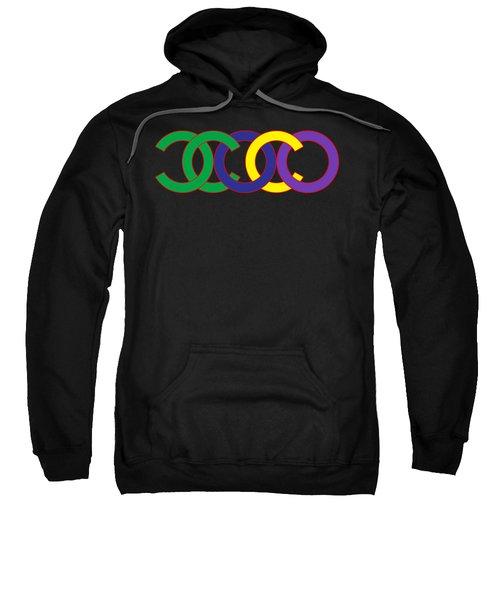 Coco Chanel-5 Sweatshirt