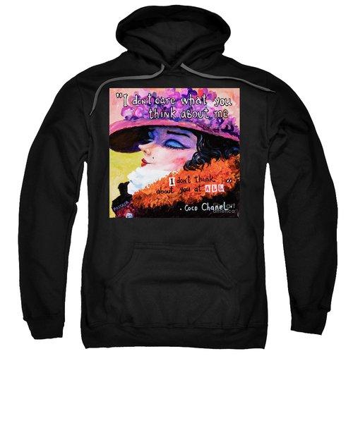 Coco Chanel Sweatshirt